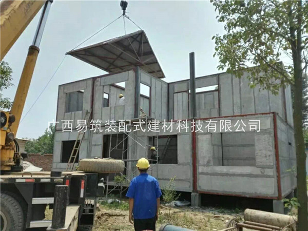 广西易筑装配提供的轻质隔墙板好不好|玉林装配式建筑