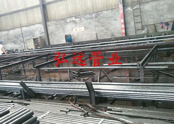天津优良声测管主体焊管批发价格 中国声测管主体管
