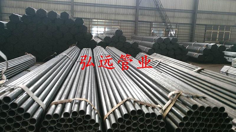 50声测管焊管厂家,天津弘远管业专业供应50声测管圆管