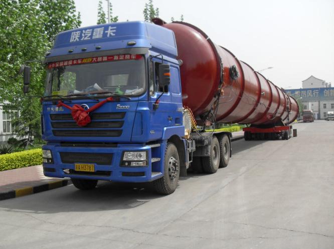 大件运输公司-可靠的西安大型大件设备运输西安哪有