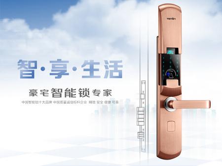指纹锁厂家-山东价位合理的指纹锁供应