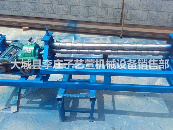 铁皮压筋机厂家供应-河北上等铁皮轧筋机供应