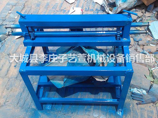 北京电动压边机-大量供应批发手动卷圆机手动压边机