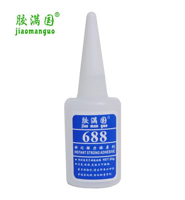 代理胶满国508瞬间接着剂-高质量的胶满国688瞬间接着剂厂家直销