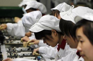 招聘富士康操作员,就选四川蓝领带互联科技——包吃包住