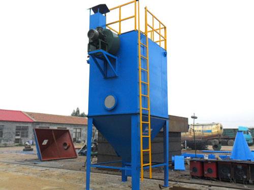 具有口碑的单机布袋除尘器供应商_春蓝环保设备|淄博单机除尘器