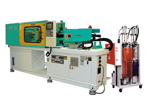 百塑立式橡胶用注塑机——百塑精密机械百塑橡胶专用注塑机_高效节能