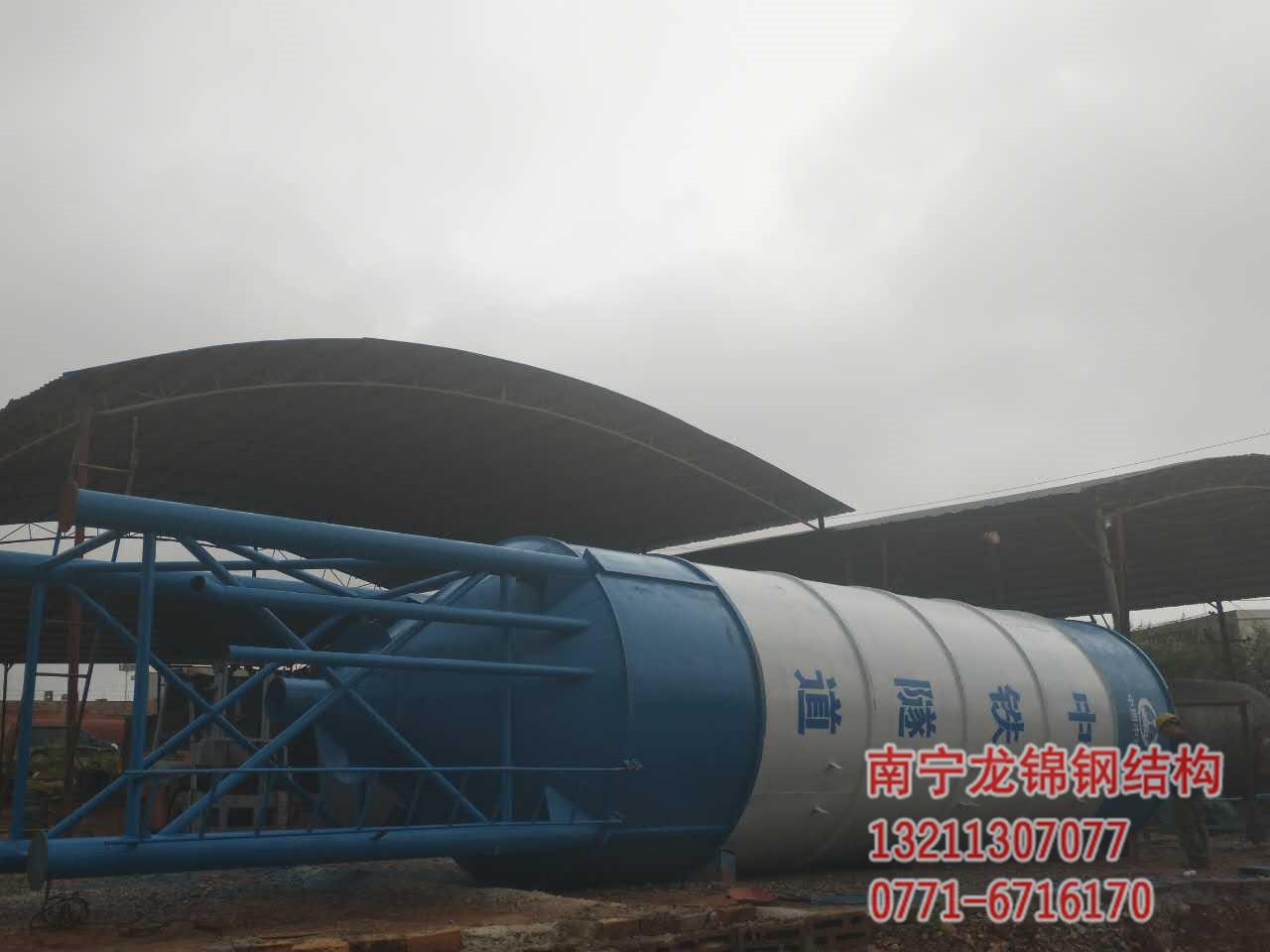 贺州水泥罐厂家-哪里能买到优惠的南宁水泥罐