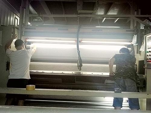 面料复合厂,专业的TPU复合加工服务商_金凤桥复合科技公司