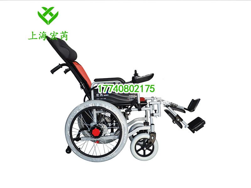 上海电动轮椅车残疾人实用代步车老人电动轮椅车