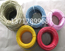 邢台哪里能买到质量优的彩色纸绳——手挽绳