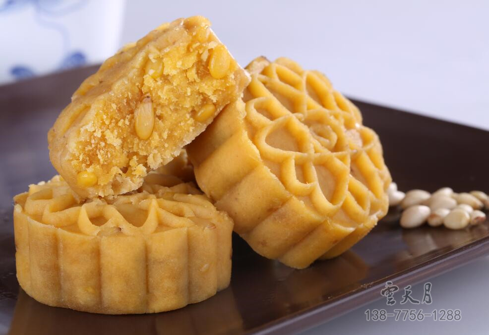 北海月饼定制厂家-口碑好的广西五仁叉烧月饼供应商-玉林云天食品