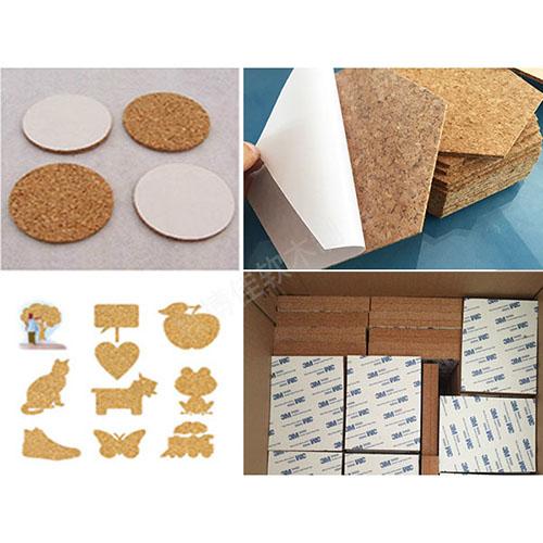钢化玻璃软木垫-大量出售广东新品软木垫