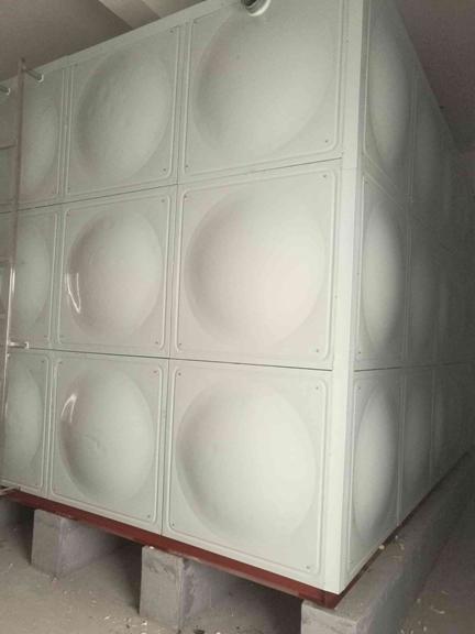 【实力厂家】生产供应不锈钢保温水箱——安丘不锈钢保温水箱