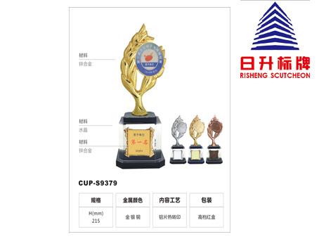 价位合理的山东金属奖牌_青岛优良个性金属奖杯供应出售
