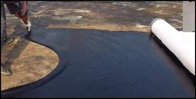 非固化沥青防水涂料