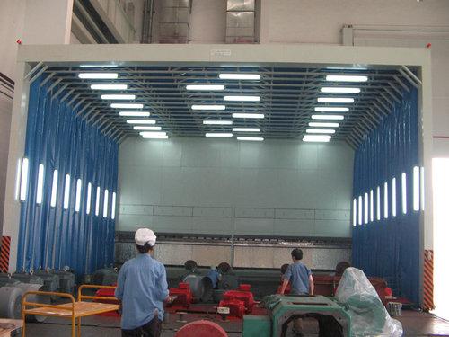 廣西伸縮式噴漆房-高品質的伸縮式噴漆房哪里有賣