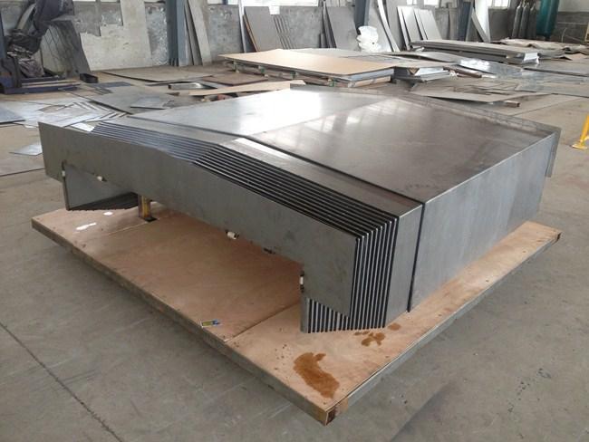 优质的卷帘防护罩当选沧州立鼎机械|机床附件质量