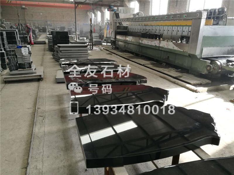 中國黑墓碑定制-全友石材提供的山西黑墓碑價錢怎么樣