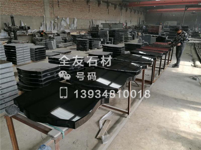 中国黑墓碑定制_品质好的山西黑墓碑_厂家直销