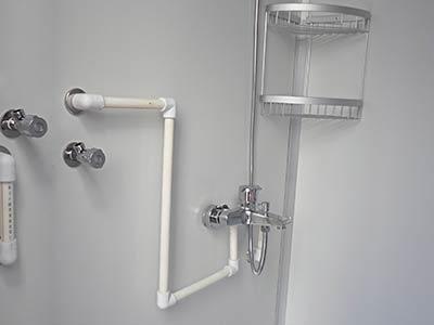 移动厕所厂家——润祥环保提供有品质的移动淋浴房