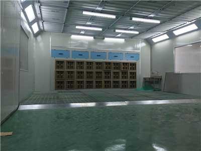 超好用的干式喷漆系列北京辉煌涂装环保设备供应,北京干式喷漆系列哪家好