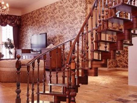 想买口碑好的楼梯上哪-楼梯价格