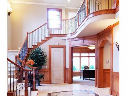 实木楼梯厂家批发-哪家的实木楼梯质量好