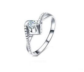 香港爱扣珠宝___钻石对戒——男女钻石戒指直销店