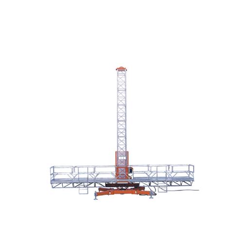 庆阳升降机租赁|兰州知名的高空车租赁公司