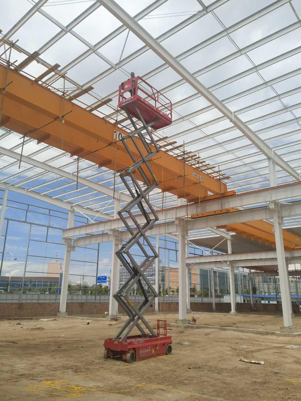 甘南高空作业平台租赁-兰州有品质的高空作业平台租赁