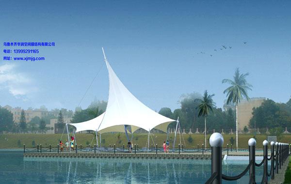 伊宁景观膜结构 新疆新疆景观膜结构哪家好