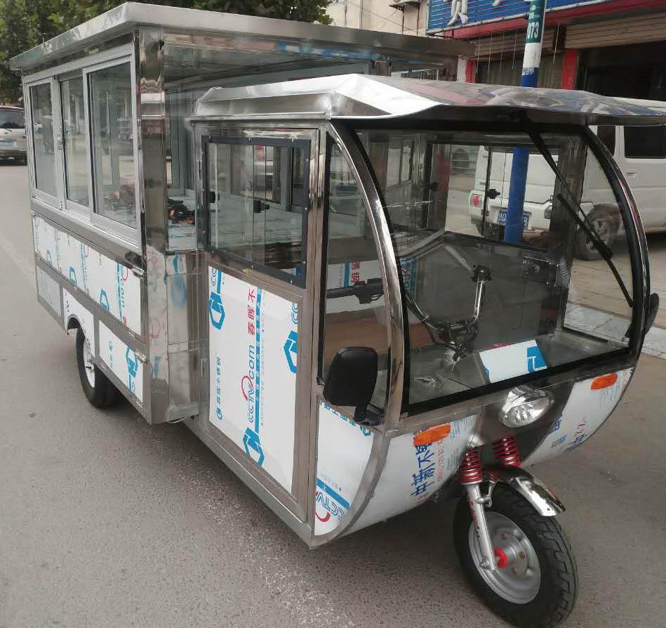 山東餐車批發公司哪家可靠 快餐車價格