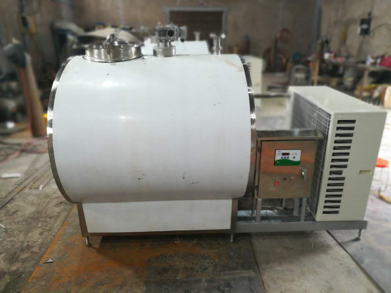 燕滔机械质量良好的500L卧式牛奶保鲜罐|上海制冷罐