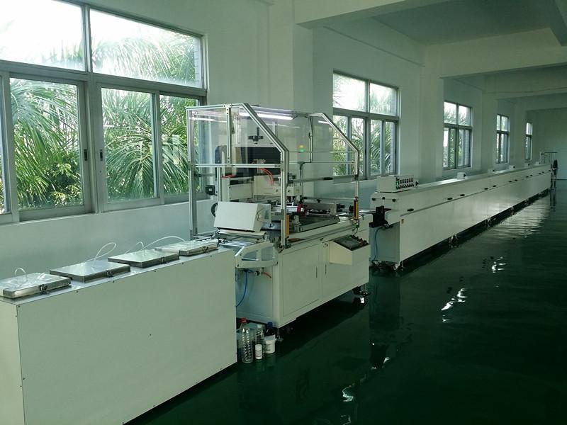 清远全自动PET薄膜丝印机|专业的全自动PET薄膜丝印机供应商_同盈精密机械