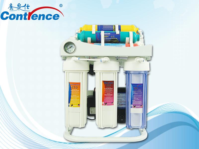 上海無罩五燈純水機_供應直銷品質可靠的康泉仕8級鐵架機