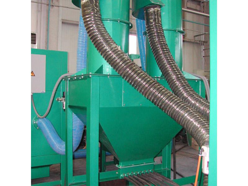 鋁合金噴砂機廠家-寧波哪里有好的噴砂機涂裝設備