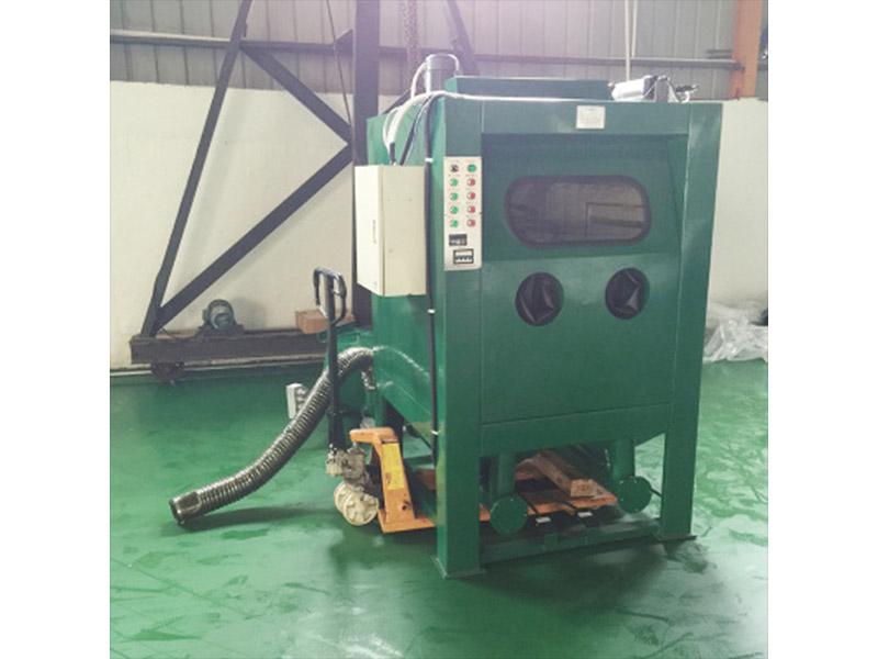 优质喷砂机-浙江价格合理的干式喷砂机涂装