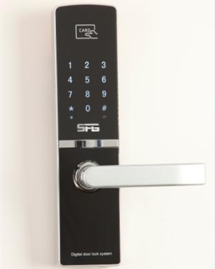 陕西安盾智能的刷卡密码锁销量怎么样_密码锁品牌