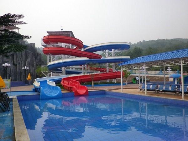水上樂園番禺|廣東彩虹滑梯出售