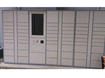 快遞柜生產廠家_武漢智碼開門電子科技供應值得信賴的大屏型快遞柜