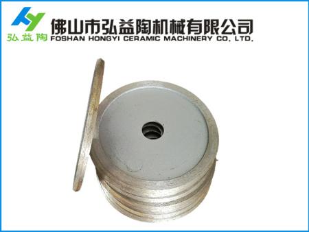 45度抛光生产线是什么|选购专业的线条机就选弘益陶机械