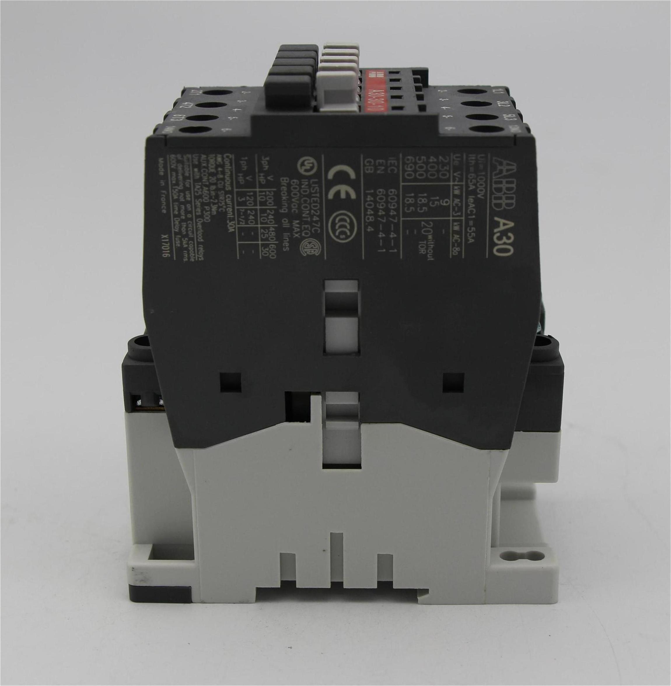 买性价比高的ABB接触器,就选深圳信宏|供销ABB接触器A30-30-10-30A