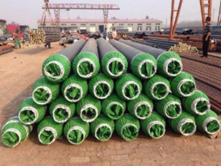 聚氨酯直埋保温管厂家-沈阳同发达保温管实惠的聚氨酯直埋保温管供应