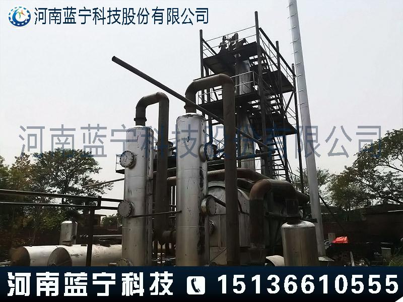 蒸馏炼油装置使用