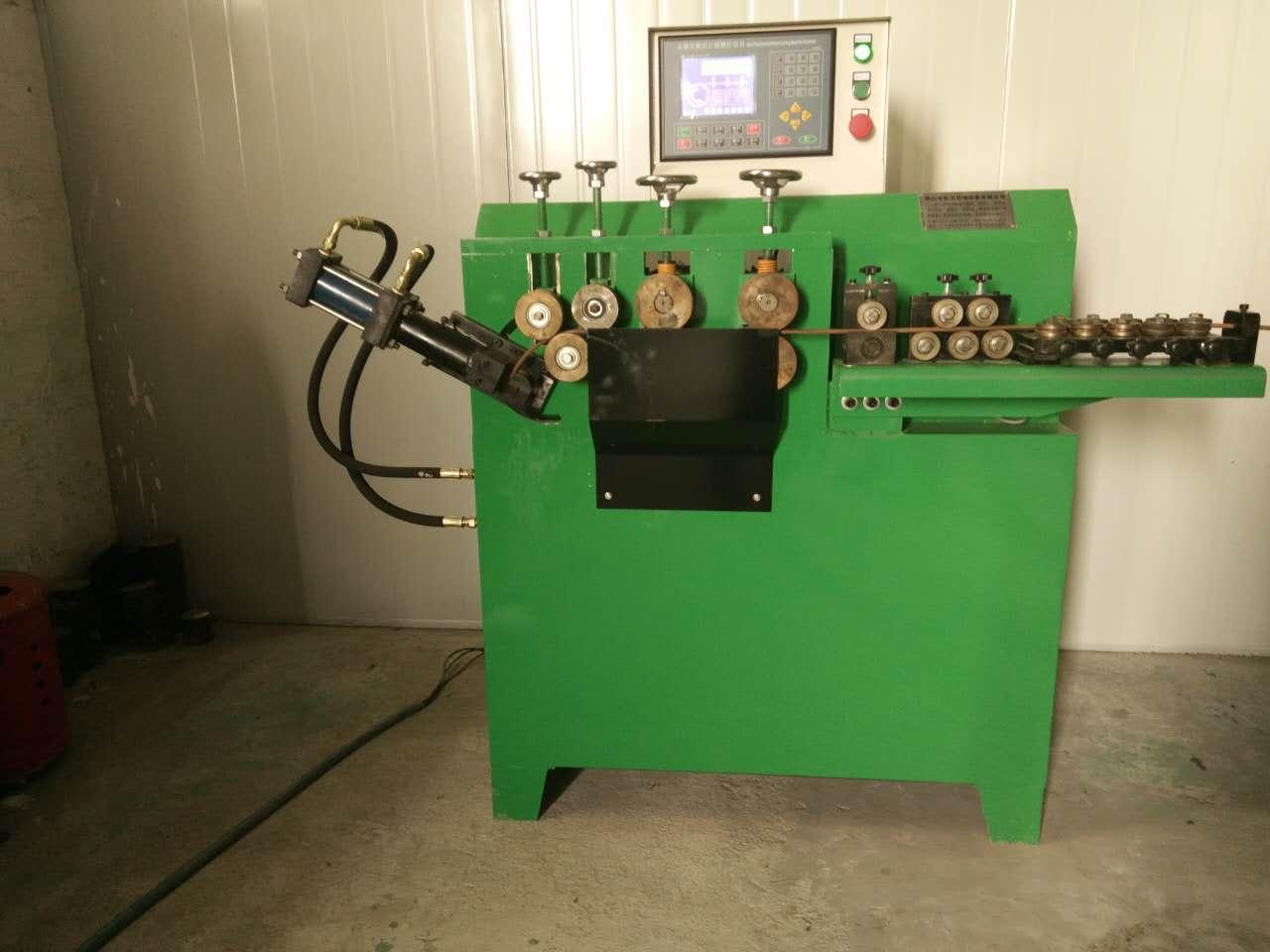供应广东信誉好的金属成型打圈机|江西金属成型打圈机