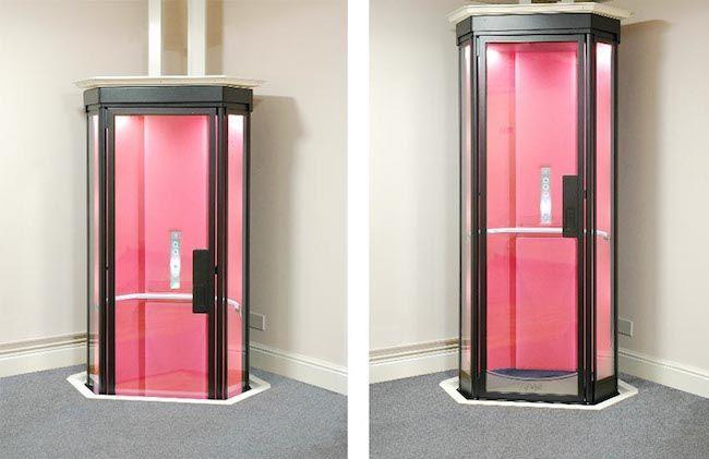 郑州口碑好的家用电梯供应商-周口观光电梯