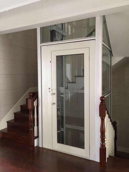 供应郑州品质好的家用电梯,周口电梯厂家