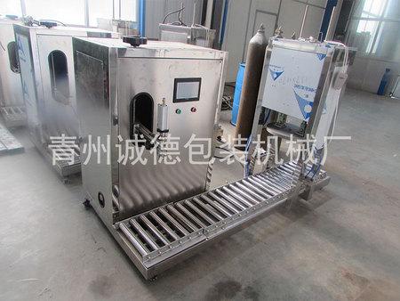 半自动自流式灌装机_销量好的化工液体灌装机推荐