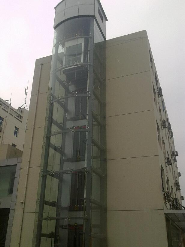 平頂山舊樓加裝電梯